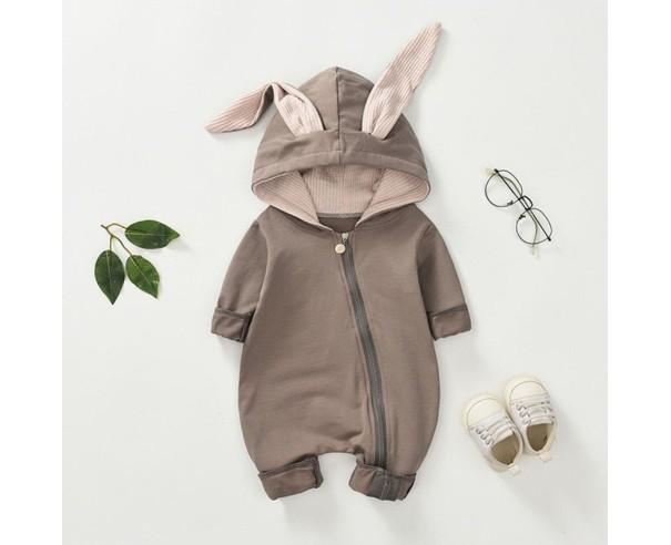 Salopeta White Rabbit - gri