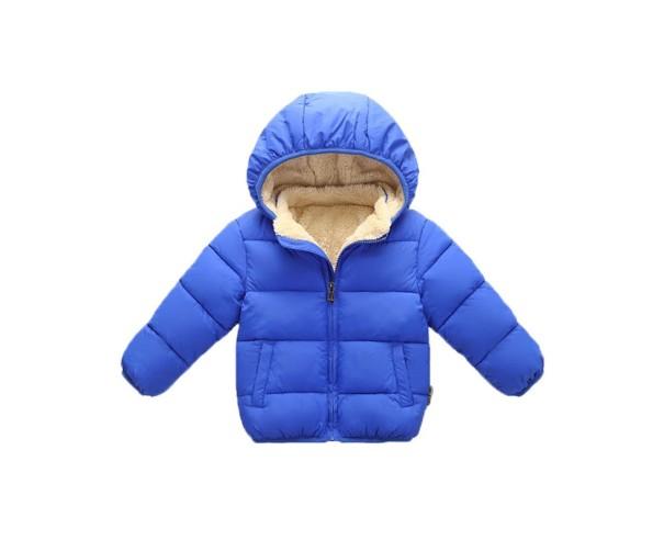 Geaca de iarna Ready for snow - albastru